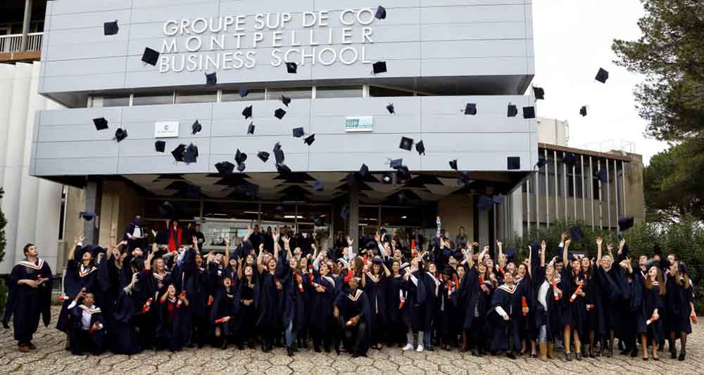 Study Programs Offered at Montpellier Business School